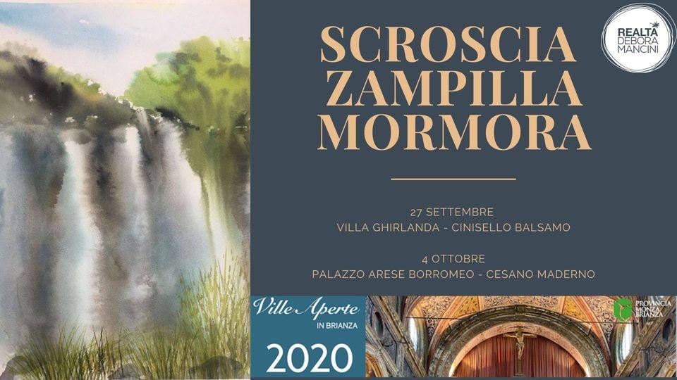SCROSCIA ZAMPILLA MORMORA @Ville Aperte 2020